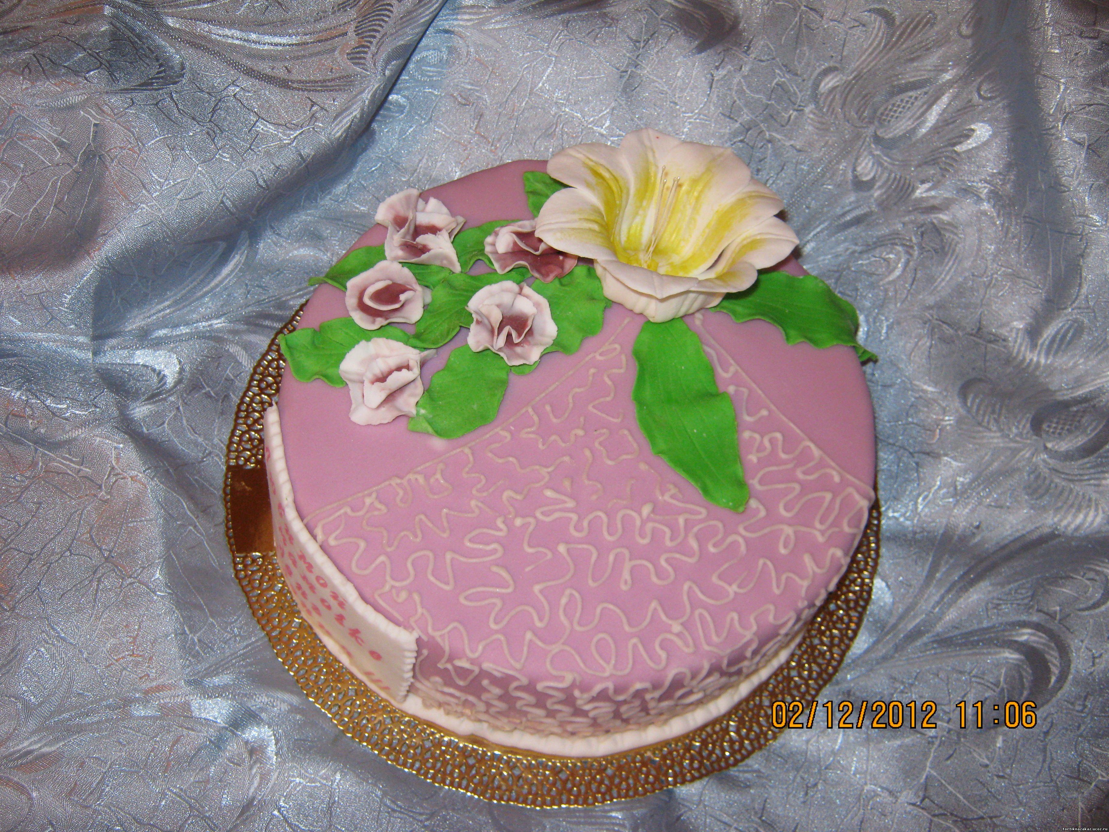 Торт для мамы в домашних условиях 841